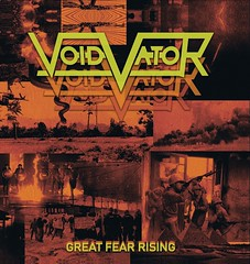 Album Review: Void Vator - Great Fear Rising