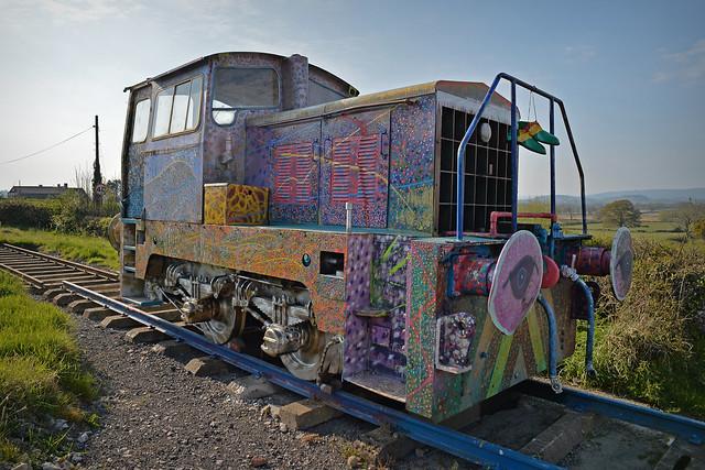 All Aboard the Crazy Train...