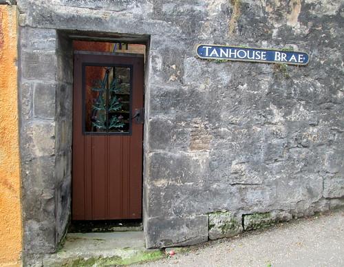 Street Sign, Culross