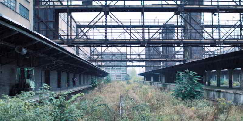 Zizkov station