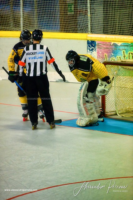 Old Style Torre Pellice VS Tergeste Tigers