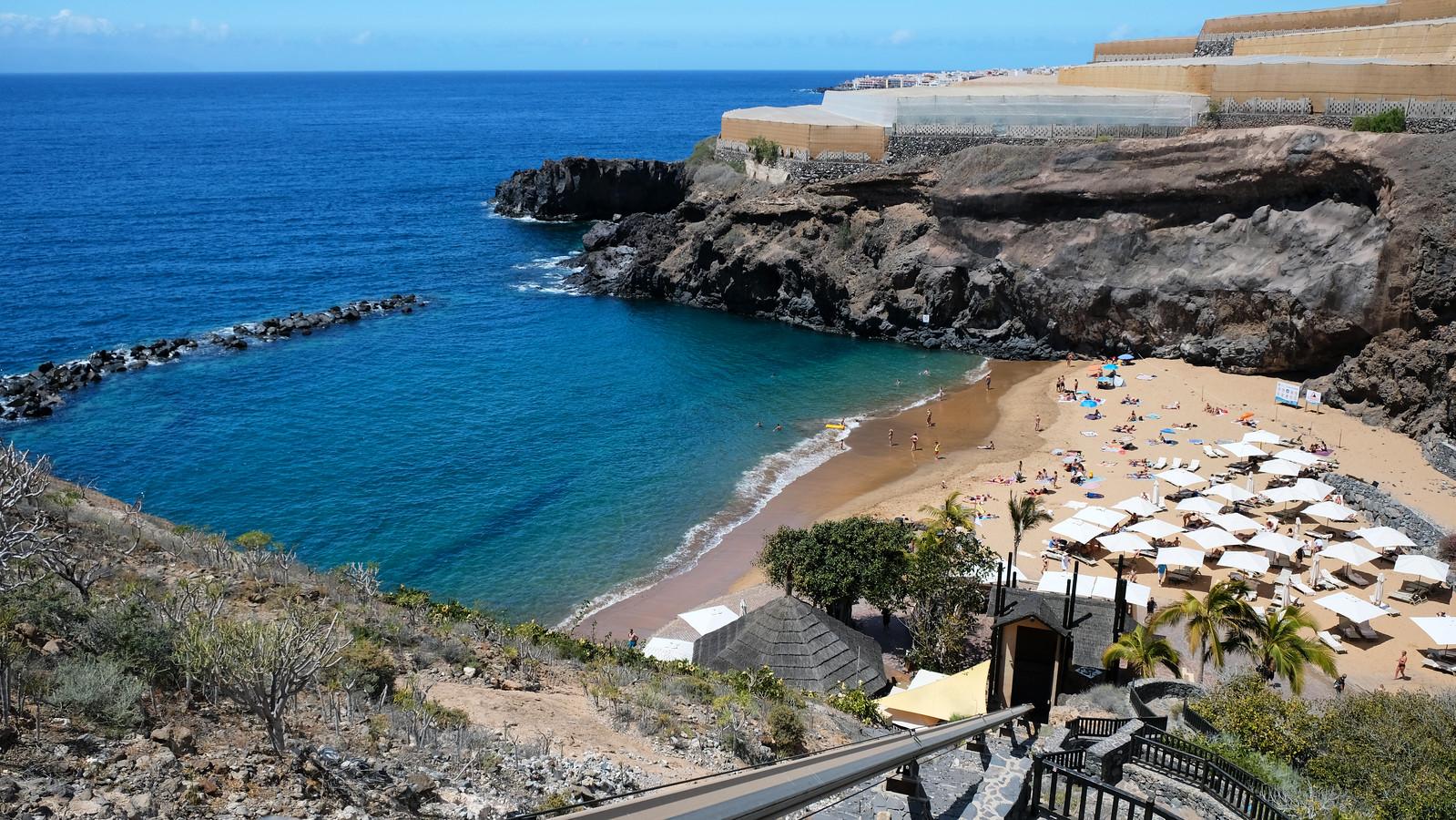 Abama Beach, Guía de Isora, Tenerife, Canary Islands, Spain