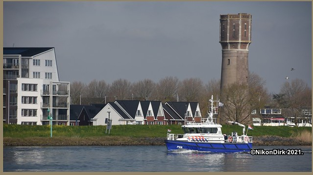 Dutch Police P99 With Watertower.