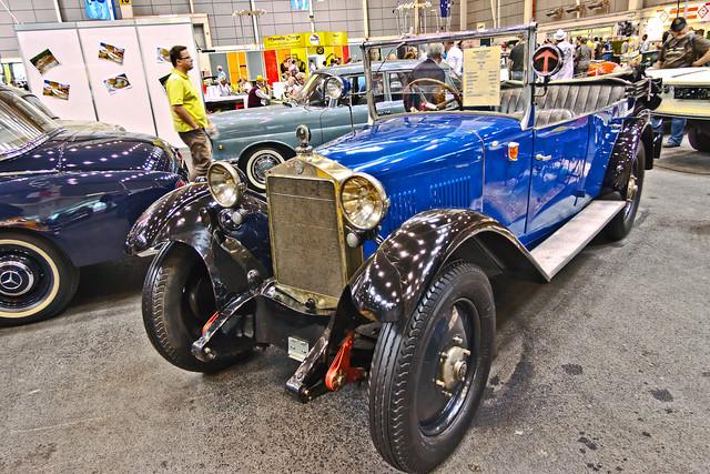Steyr XII Tourenwagen 1926 (7582)