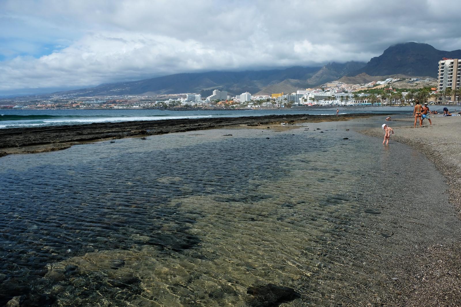 Playa Honda, Playa de las Américas, Tenerife, Canary Islands, Spain