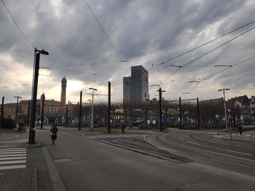 El encanto de la ciudad de Gante