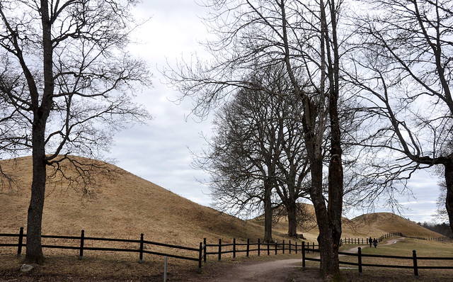 The royal mounds (again)