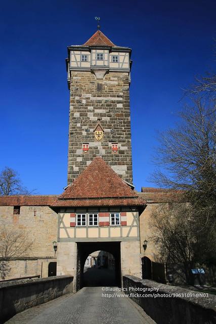 Rothenburg o.d.T., Röderturm