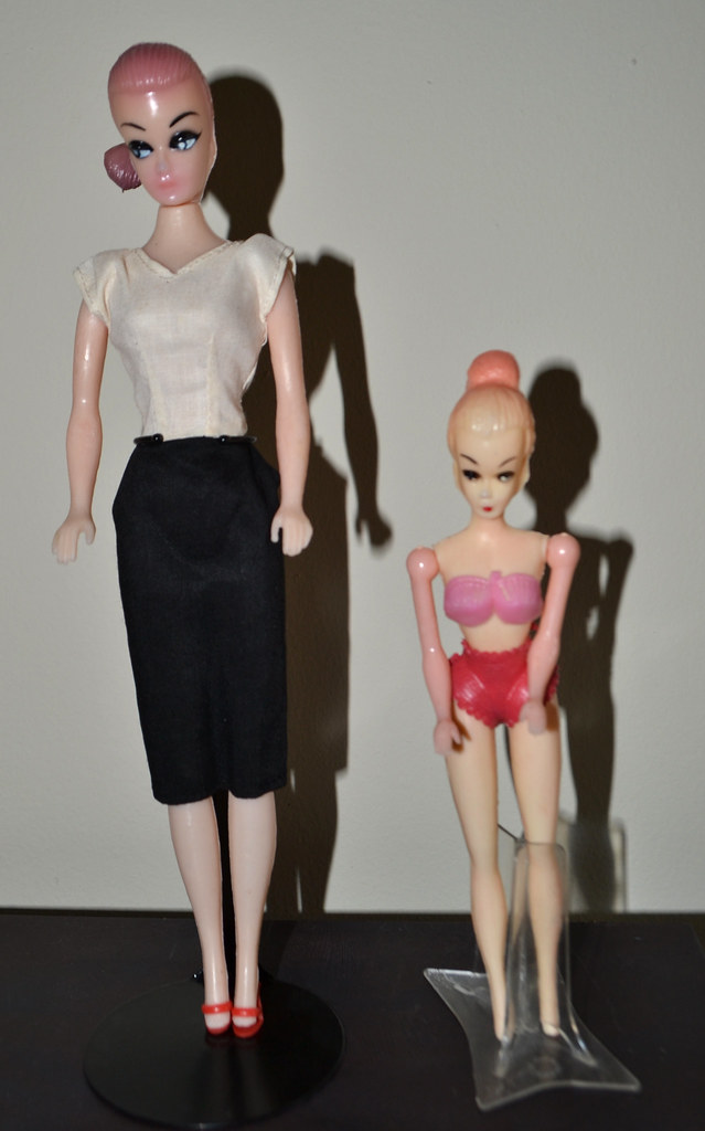 "Bild Lilli ""Barbie"" is shocked..."