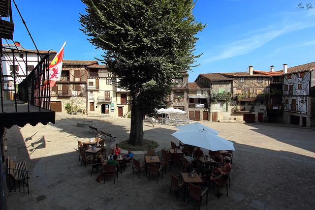 Mogarraz (Plaza Mayor)