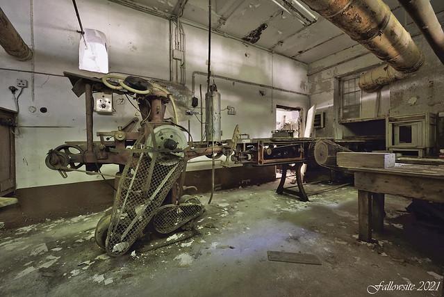 L'homme a tué la machine.