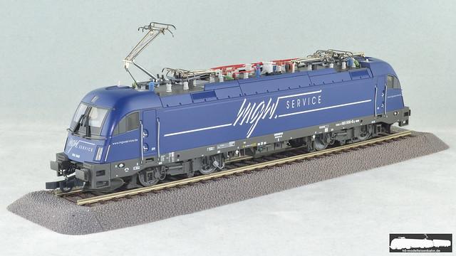 Roco 62497 - 2 E-Lok 183 500 der MGW