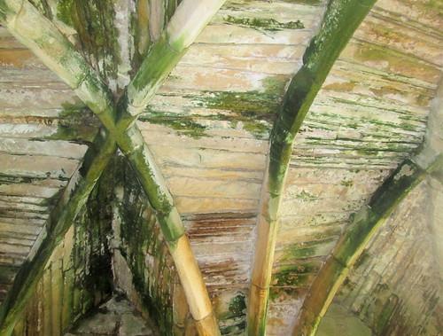 Vault Ceiling, Culross Abbey
