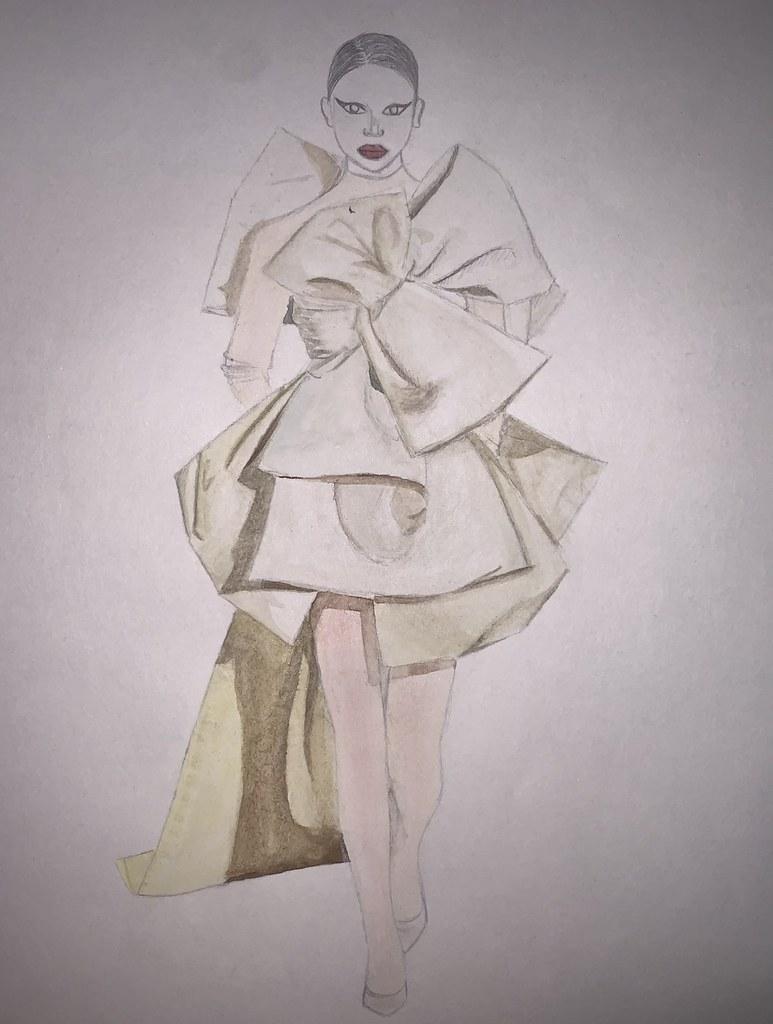Valentino Spring 2019 - dress