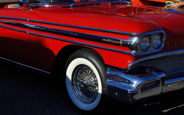 1958 Oldsmobile Super 88 - Orangeville, Ontario