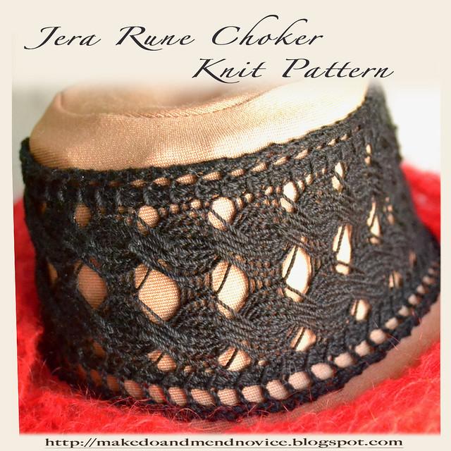 Jera Rune Choker