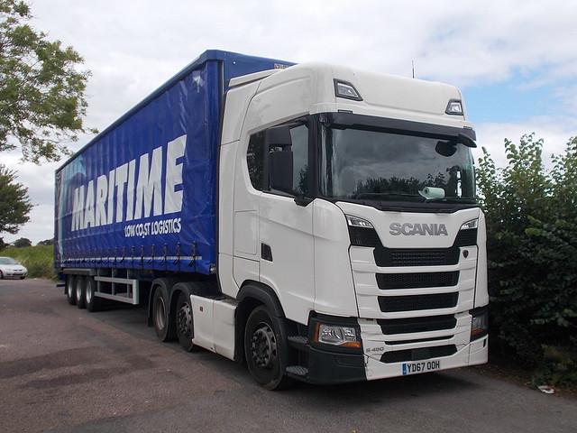 Scania S450 - Maritime