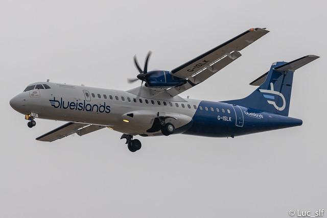 ATR 72-500 Blue Islands// G-ISLK
