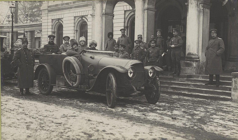 68. Отъезд подполковника Кислова в штаб 47-й дивизии
