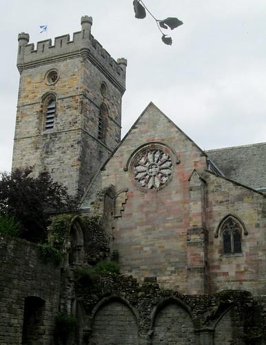 Culross Abbey Tower