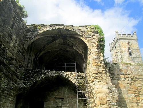 Vault, Culross Abbey