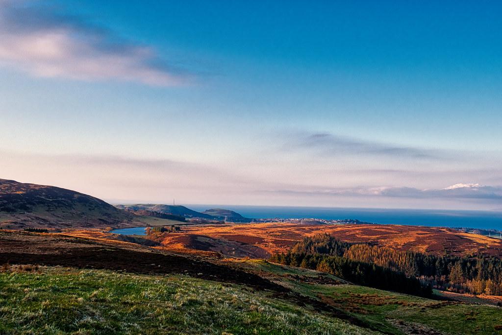 Fairlie Landscape 1. April 2021