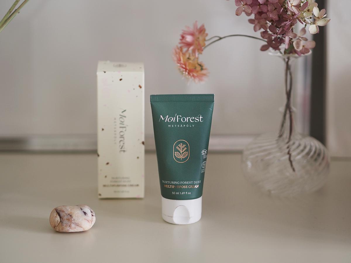 Moi Forest ihonhoitotuotteet