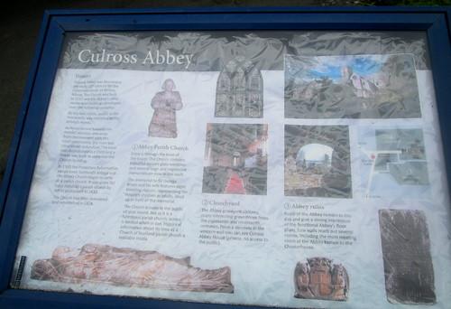Culross Abbey Information