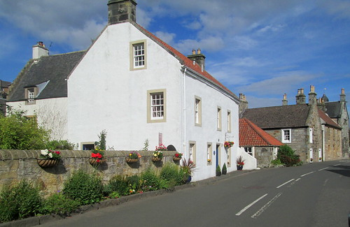 Building, Culross