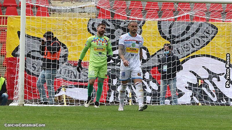 Catanzaro-Catania 2-0:  Di Massimo e Baldassin impongono il primo K.O. a Baldini