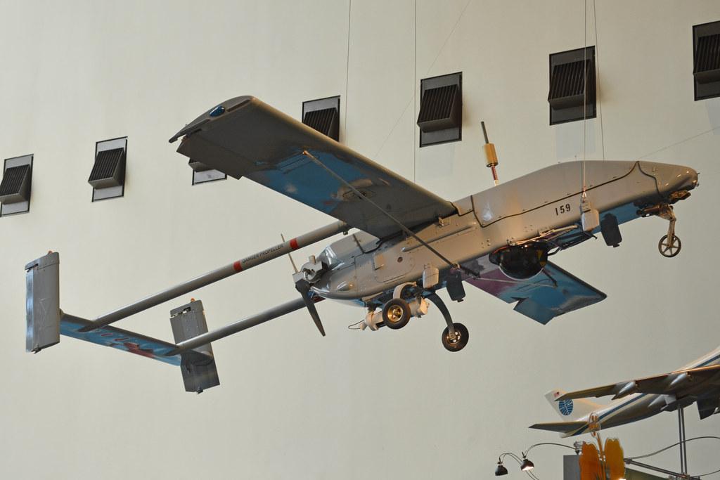 AAI RQ-2A Pioneer '159'