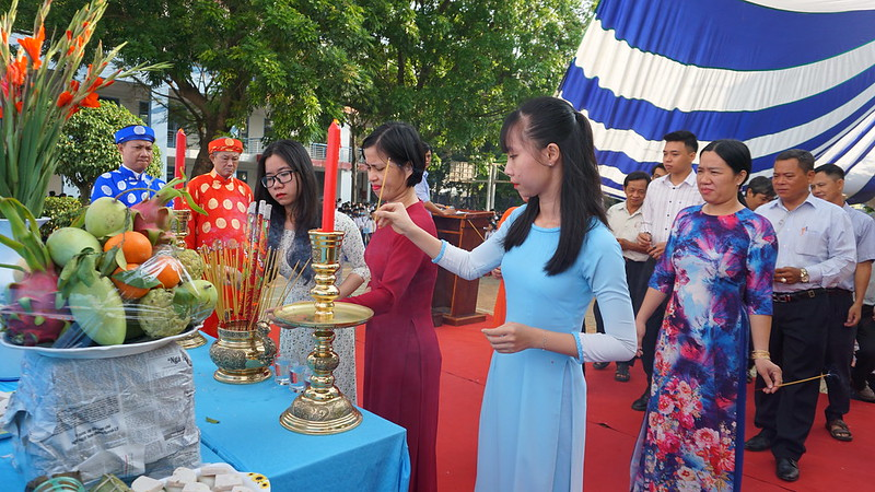 Lễ giỗ tổ Hùng Vương
