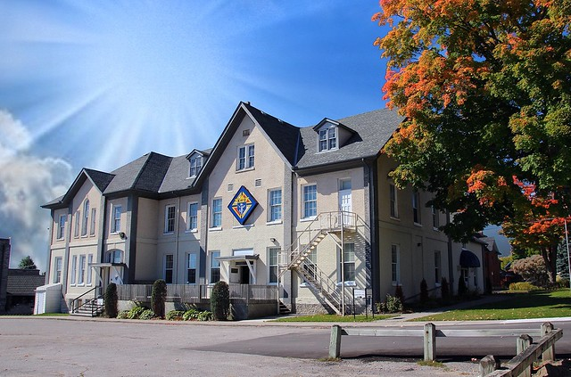 Peterborough - Ontario - Canada - The Knights of Columbus -  Catholic fraternal benefit society