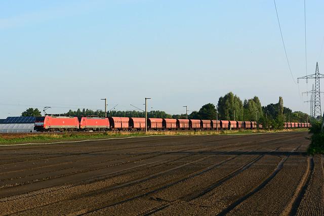 DB Cargo 189 072