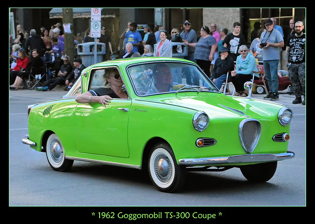 1962 Goggomobil TS-300 Coupe