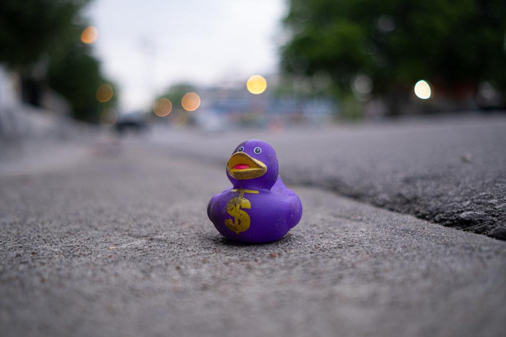 $ Ducky - East 6TH Street