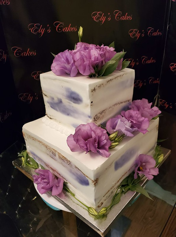 Cake by Ely's Cakes