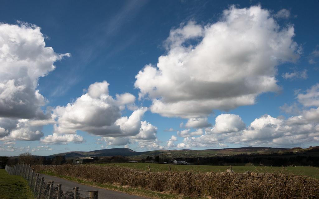 Pennine Sky, April