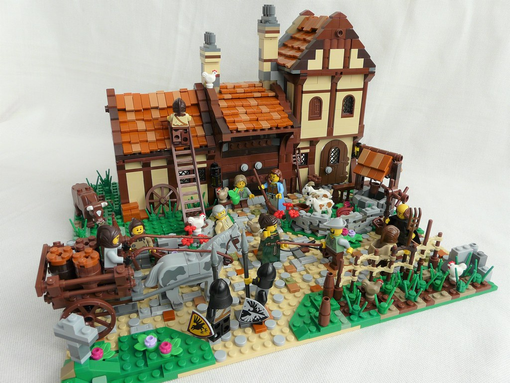 Leland's farmstead