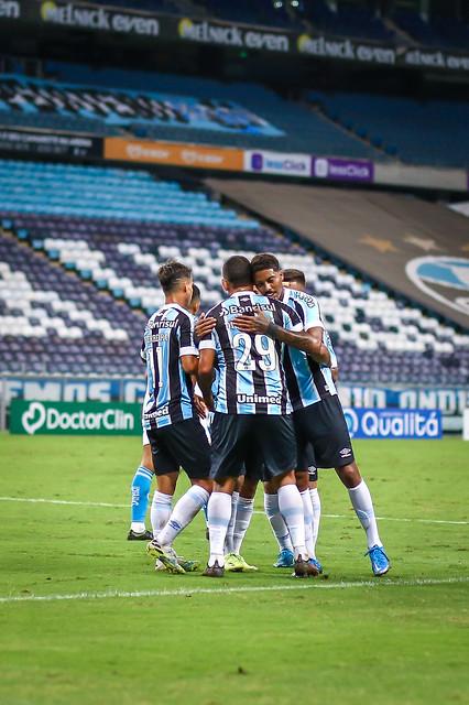 Grêmio x Novo Hamburgo - Gauchão 2021 - 18/04/2021