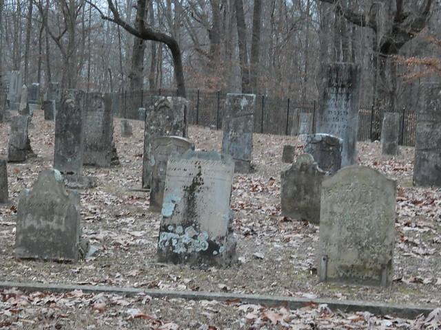 Spring Mill State Park, Indiana - Hamer Graveyard