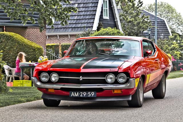 Ford Torino Cobra 1971 (8454)