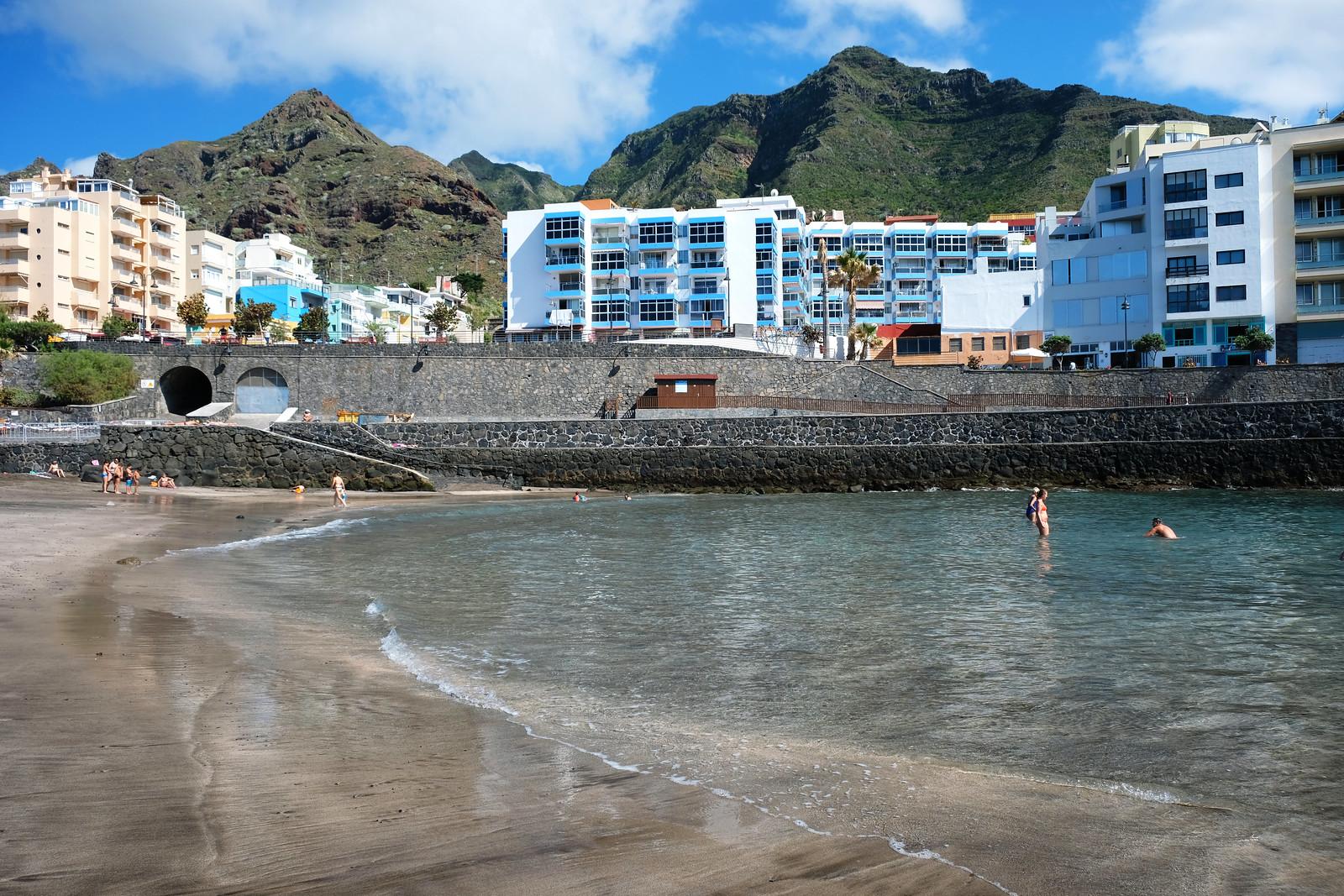 Piscinas de Bajamar, Bajamar, Tenerife, Canary Islands, Spain