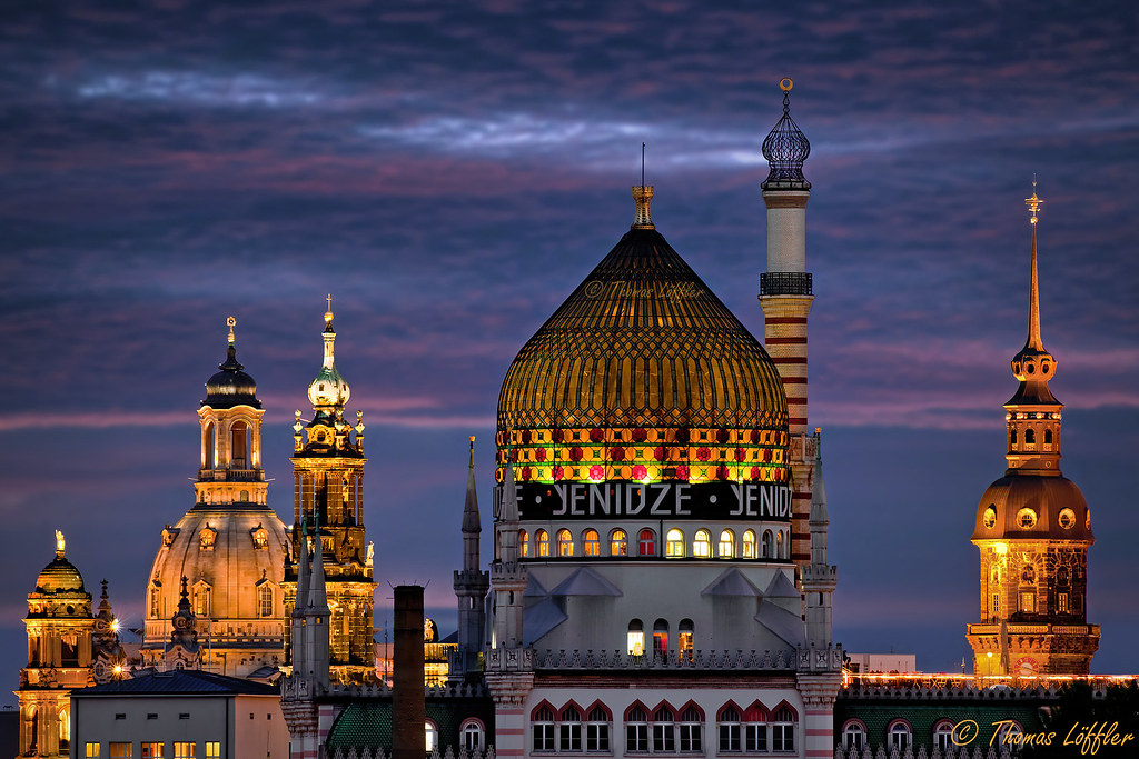 Towers of Dresden