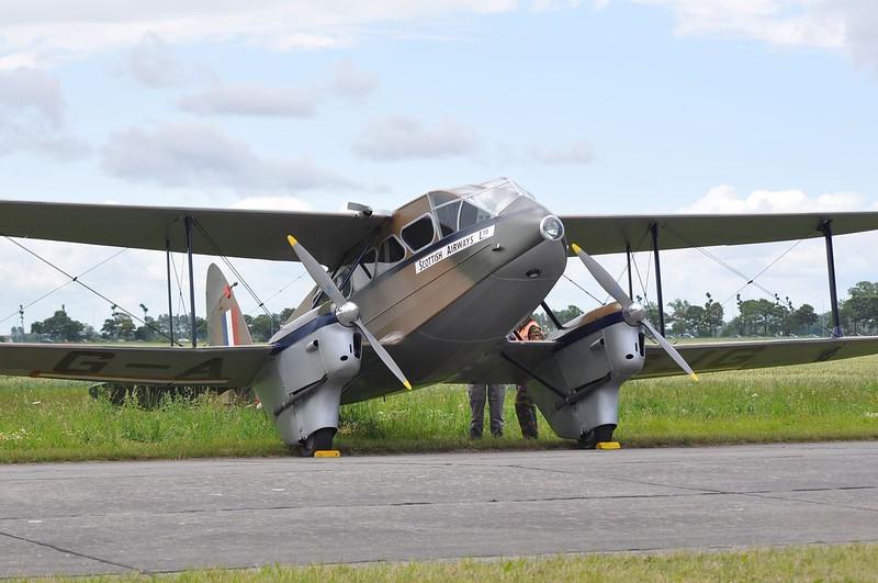 de Havilland DH.89 Drage Rapide