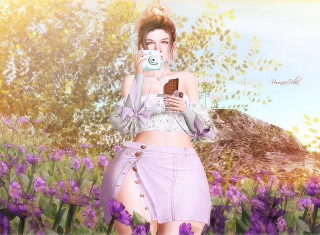 {Blog 611} Blossoms