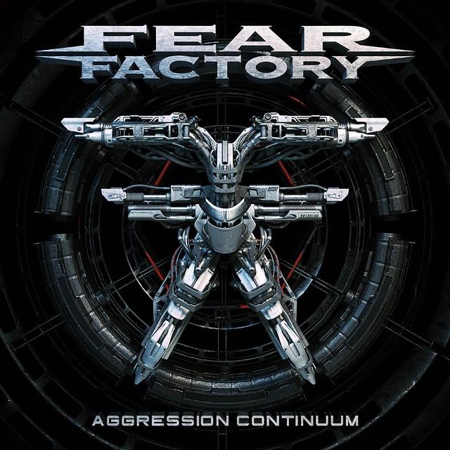 Fear Factory Announce New Album 'Aggression Continuum'