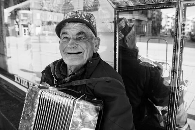 Street portrait (Explored)