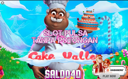 Judi Slot Cake Valley Habanero SALDO4D