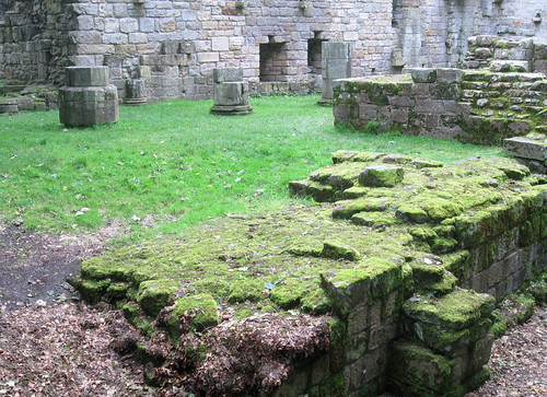More Ruins at Culross Abbey